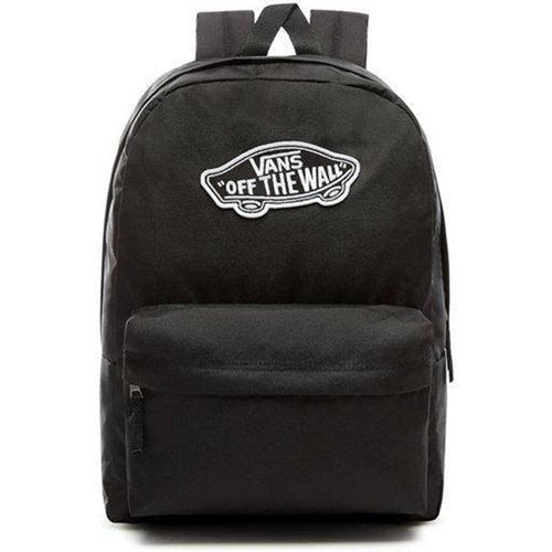 VANS REALM BLACK BACKPACK - Allsport