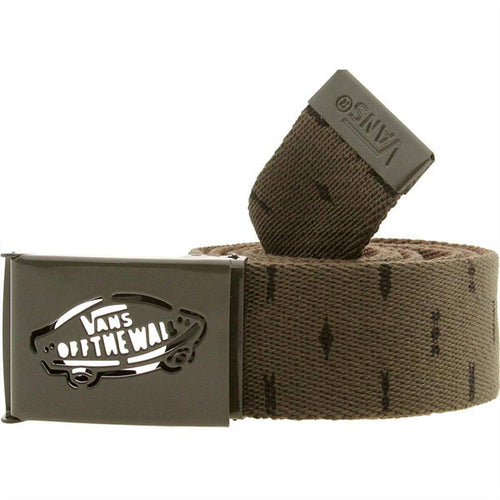VANS CANVAS FOREST NIGHT BELTS - Allsport