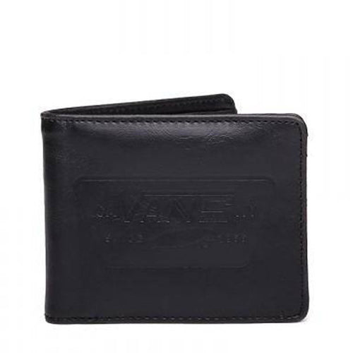 FULL PATCH BIFOLD EU BLACK WALLET - Allsport