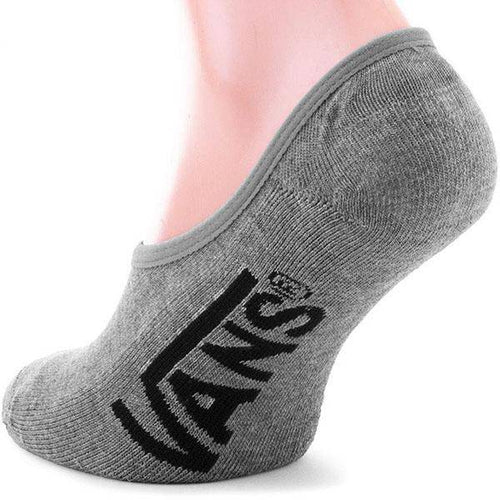 CLASSIC SUPER NO SHOW GREY SOCK - Allsport