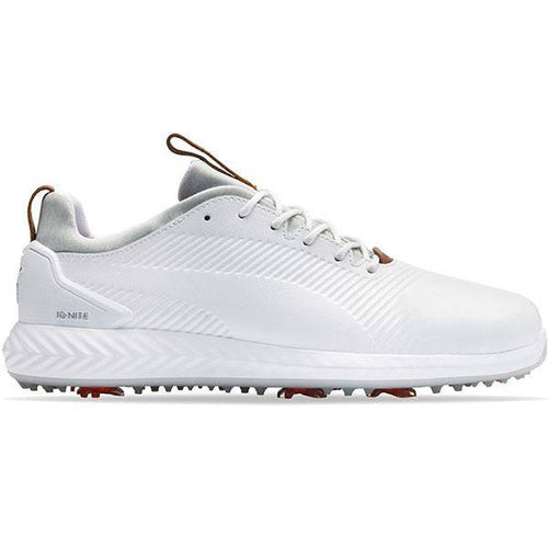 IGNITE PWRADAPT Leather 2.0 Puma White-P - Allsport
