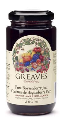 Greaves Pure Boysenberry Jam