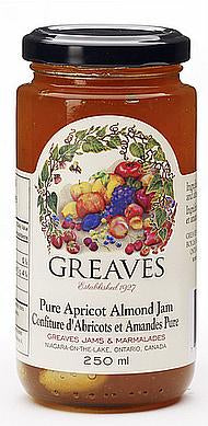 Greaves Apricot Jam