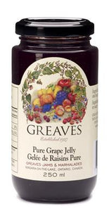 Greaves Pure Grape Jelly