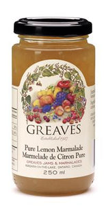 Greaves Lemon Marmalade