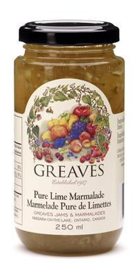 Greaves Lime Marmalade