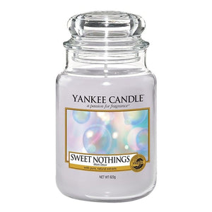 Yankee Candle Sweet Nothings Fragrance