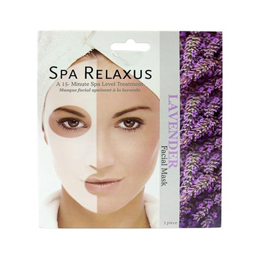 Spa Face Mask - Lavender