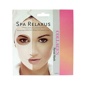 Spa Face Mask - Collagen