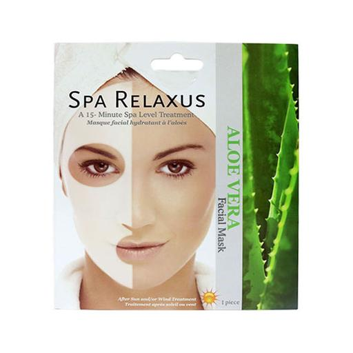Spa Face Mask - Aloe Vera