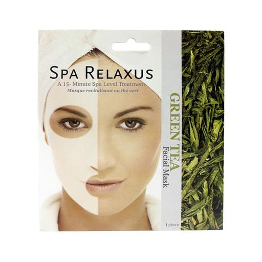Spa Face Mask - Green Tea