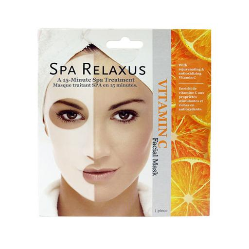 Spa Face Mask - Vitamin C