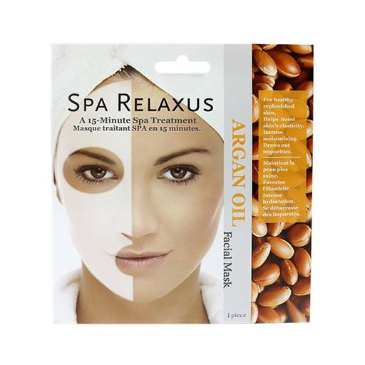 Spa Face Mask - Argan Oil