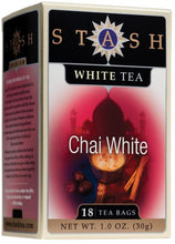 Load image into Gallery viewer, Chai White Tea