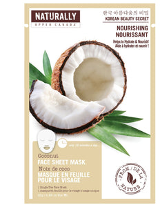 Coconut Face Mask