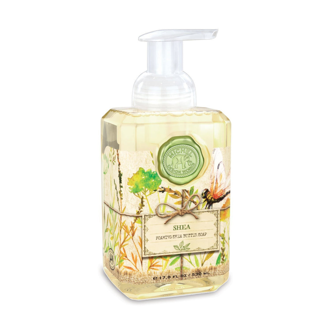 Michel Design - Shea Foaming Hand Soap