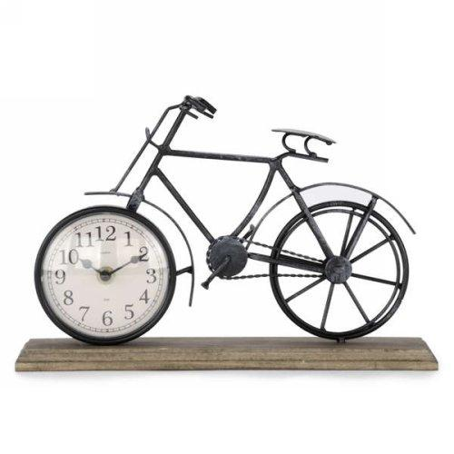 Clock - Bicycle table clock