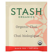 Load image into Gallery viewer, Chai Black & Green Organic Tea