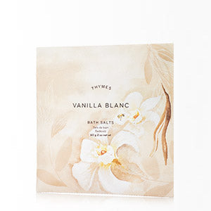 Vanilla Blanc Bath Salts