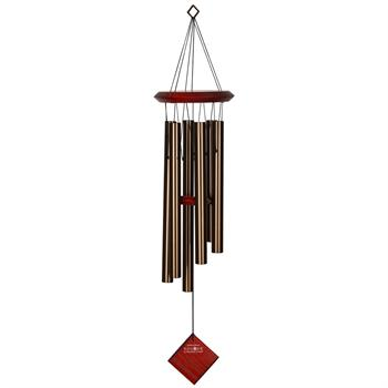 Wind Chimes of Pluto Bronze