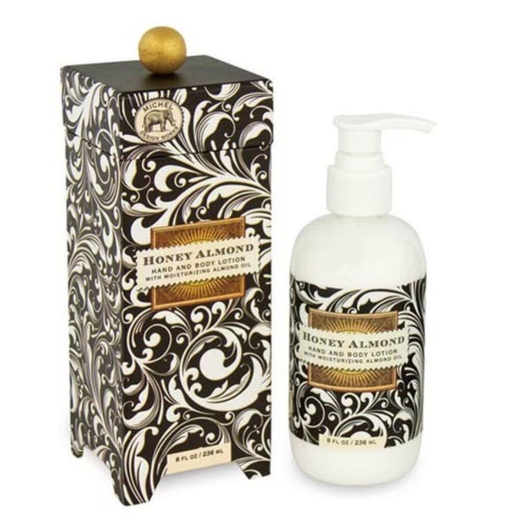 Body & Hand Lotion - Honey Almond