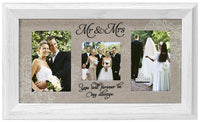 Picture Frame - Wedding