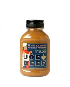 Joe Beef Smoked Apple Mustard - Condiment