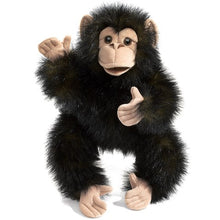 Load image into Gallery viewer, Baby Chimpanzee Puppet