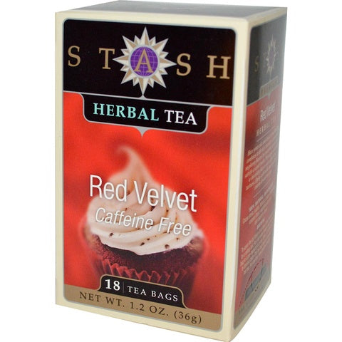 Red Velvet Herbal Tea