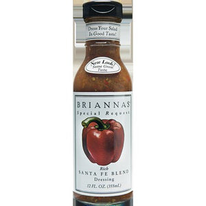 Brainnas Rich Santa Fe Blend Dressing