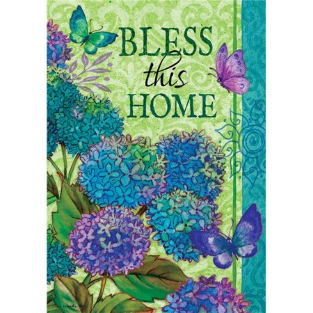 Garden Flag - Bless This Home