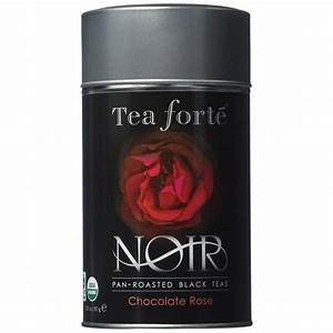 Loose Leaf Tea - Chocolate Rose