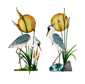 Wall Art - Egrets