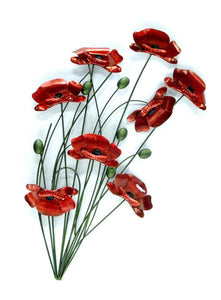 Wall Art - Poppies