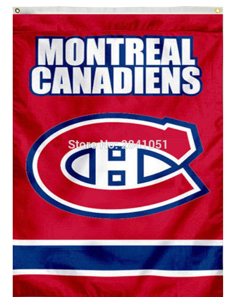 Garden Flag - Montreal Canadiens