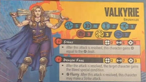 Valkyrie Character Review
