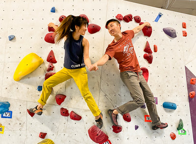 You Really Can Climb and Adventure for a Living, According to Jacob Fu and Esther JuLee