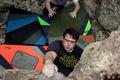 If You Want To Hear From An Honest and Open Climber, You Want Jeremy Arntz