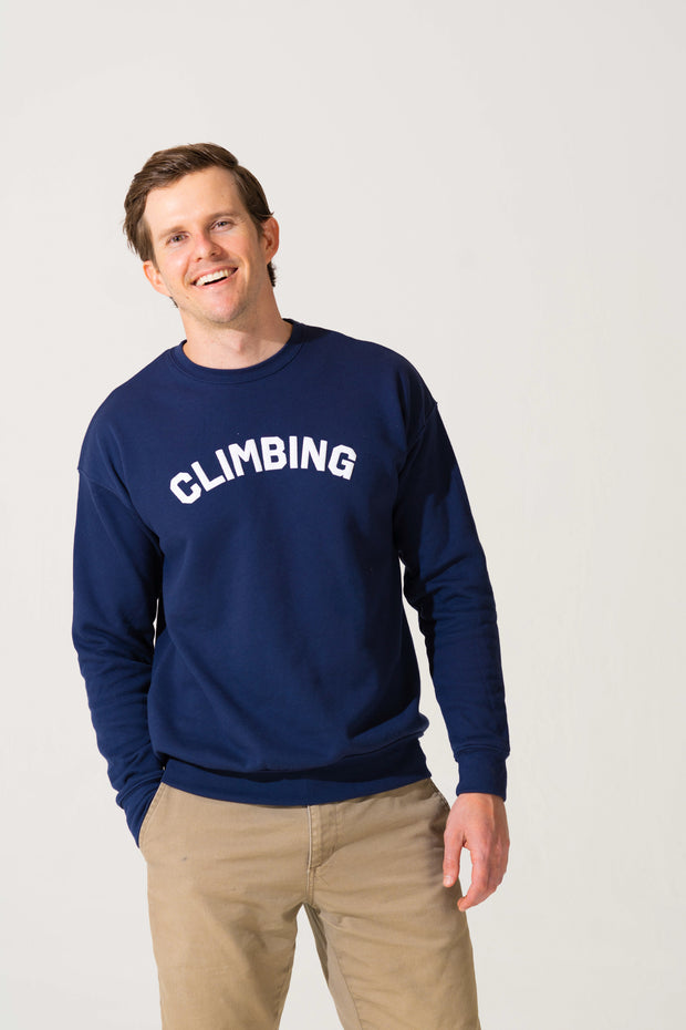 Climbing - Men/Unisex Sweater