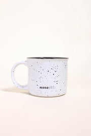 Wanna Take This Outside? - Ceramic Campfire Mug