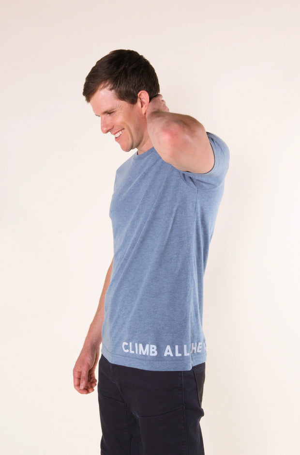 Climb All The Rocks - Men's/Unisex Jersey Tee
