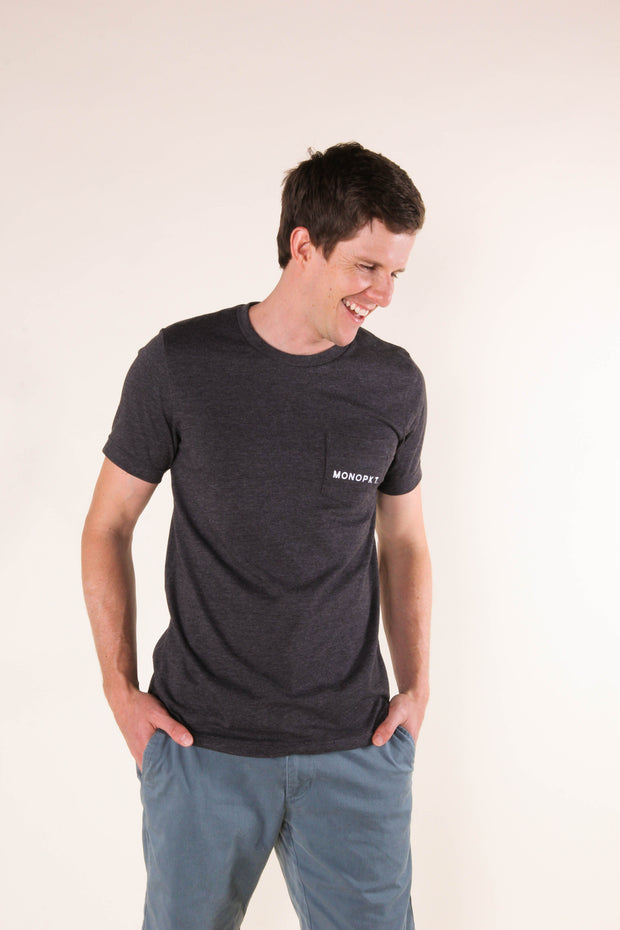 Wanna Take This Outside? - Men's Pocket Jersey Tee