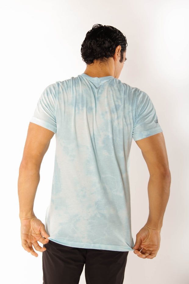 Here For The Send - Men/Unisex Hand Tie-Dyed Shirt