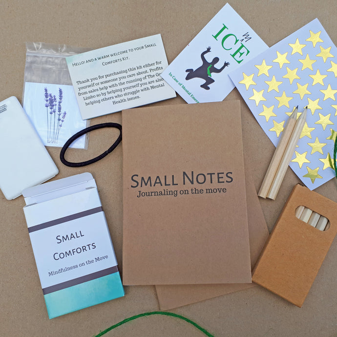Big Comforts Kit with Greetings Card