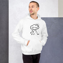 Load image into Gallery viewer, Every Storm Unisex Hoodie Light