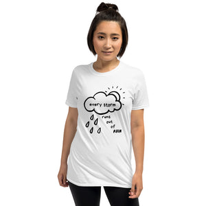 Every Storm Light Unisex T-Shirt