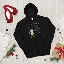 Load image into Gallery viewer, Look after your mental Elf Unisex Hoodie