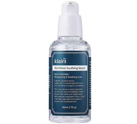 DEAR KLAIRS Rich Moist Soothing Serum