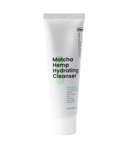 KRAVE BEAUTY Matcha Hemp Hydrating Cleanser