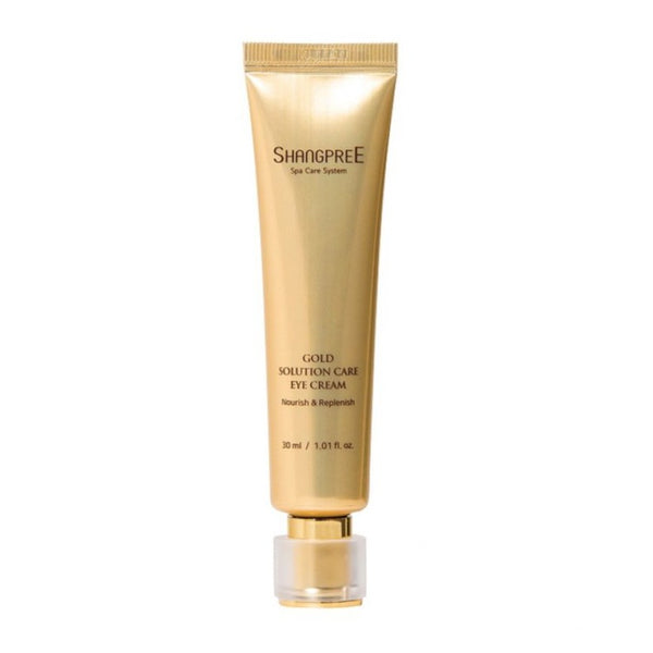 SHANGPREE Gold Solution Care Eye Cream
